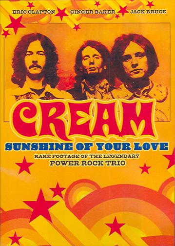 letra cream sunshine of your love: